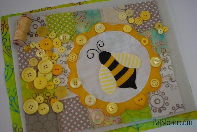 Pat Sloan Bumble Bee 3