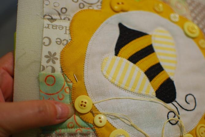 Pat Sloan Bumble Bee 5