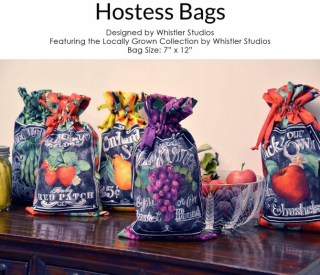 Hostess bag