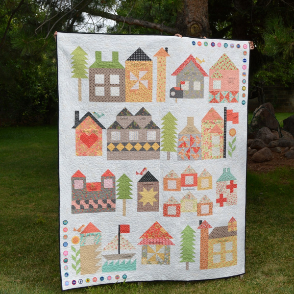 Will You Be My Neighbor Free Sew Along Pat Sloan S I
