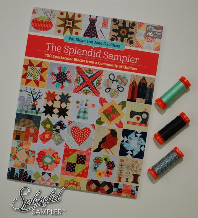 The Splendid Sampler Cover