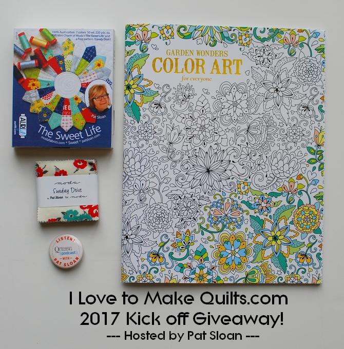 Pat Sloan ILTMQ 2017 Giveaway