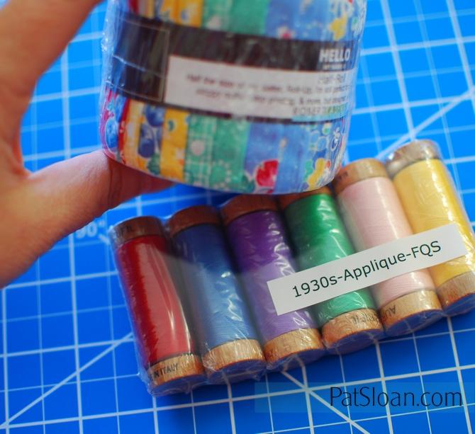 Pat Sloan Sew Sampler Dec pic 2