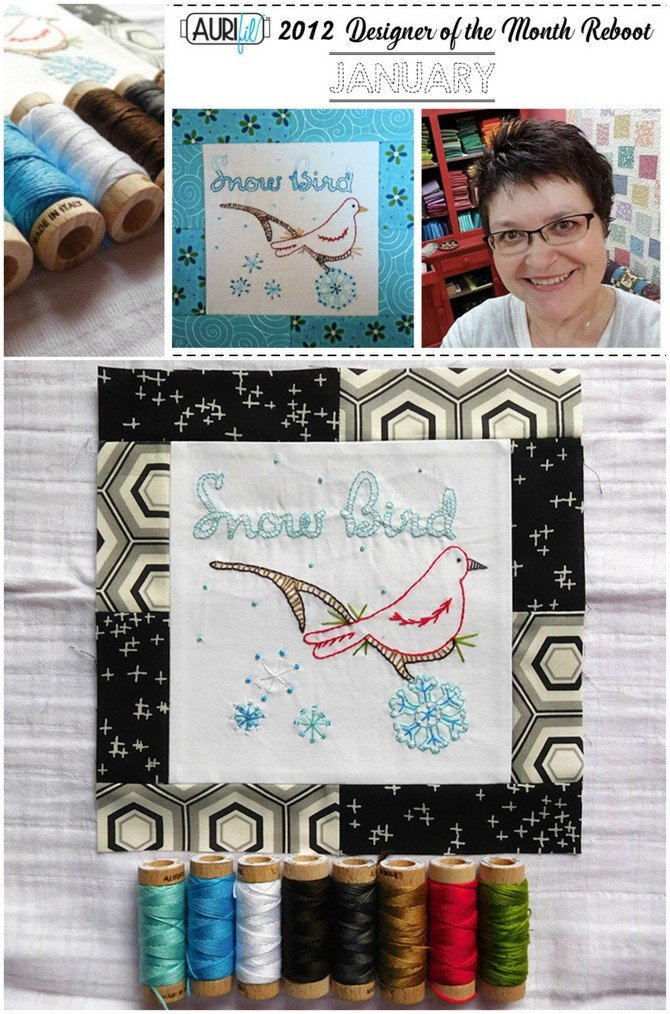 1 Jan Aurifil DOM stitchery