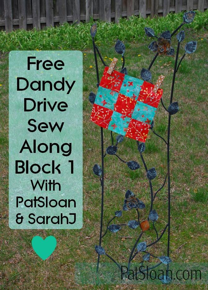 Pat Sloan Dandy Drive Block 1