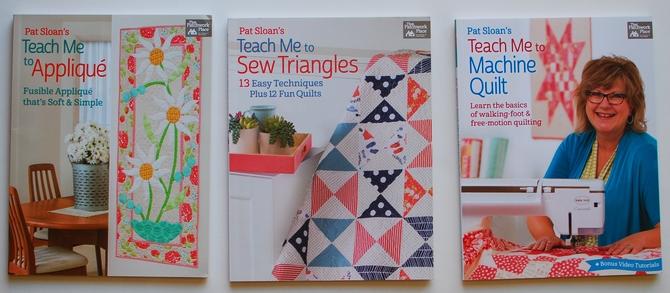 1 Pat Sloan 3 books photo sm