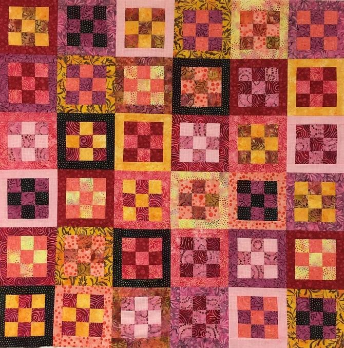 Framed-nines-quilt