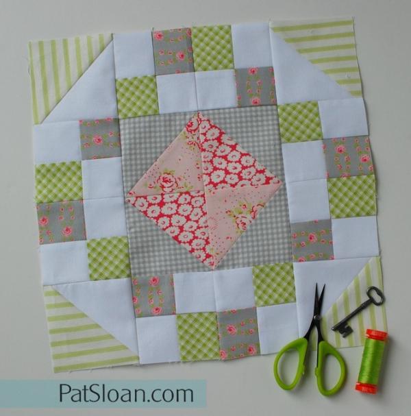 Grandma S Kitchen Sew Along Pat Sloan S I Love To Make
