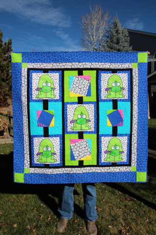 Sue marsh TedTurtleQuilt
