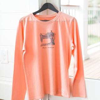 Love sewing tshirt