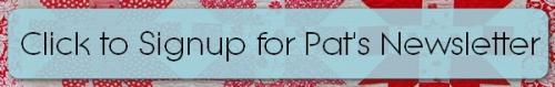 Pat sloan newsletter signup banner v2