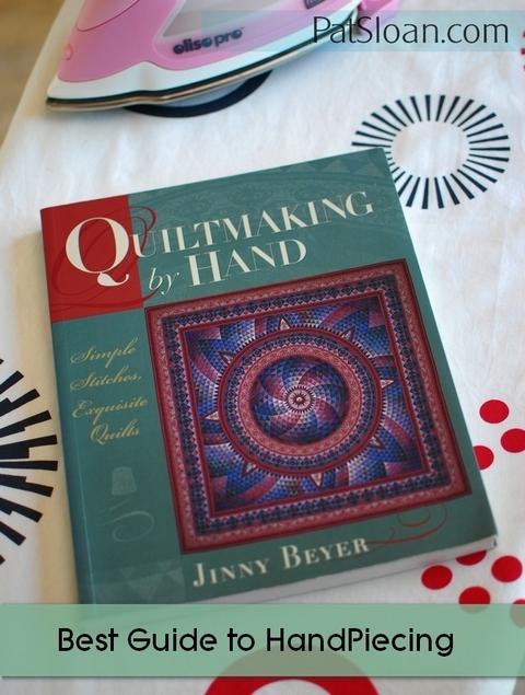 Jinny Beyer Hand piecing buttonsm