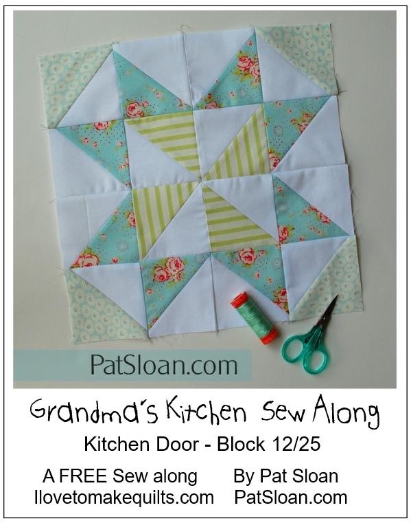 Pat Sloan Grandma S Kitchen Block