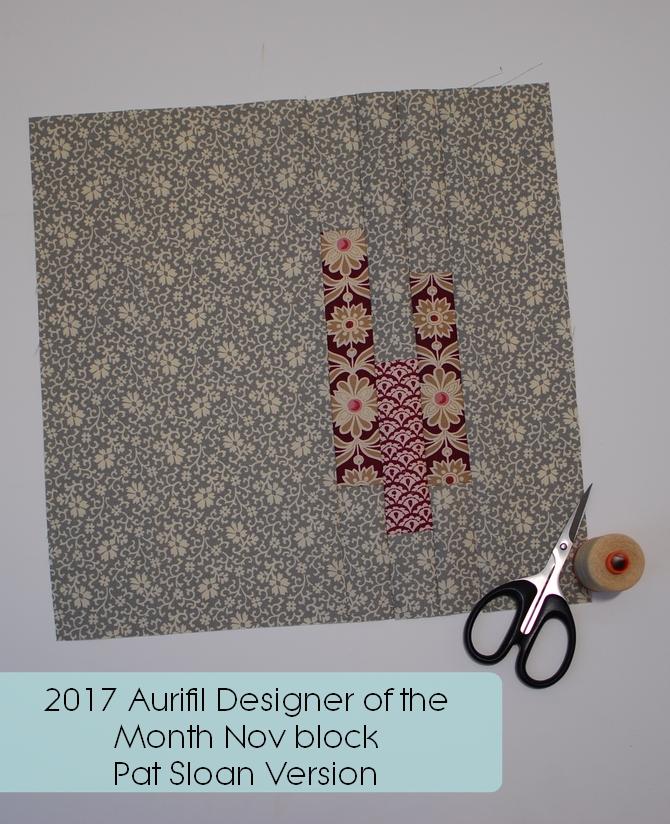 Pat Sloan aurifil 2017 nov banner