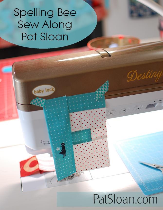 Pat Sloan Letter F pic 3