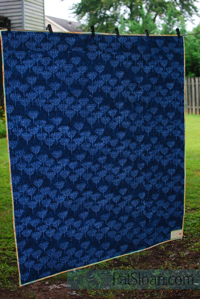Pat Sloan charity quilt auction 3