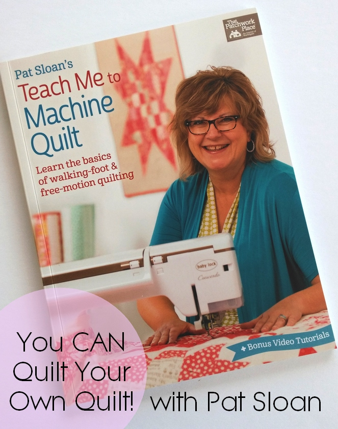Pat sloan Teach-Me-to-Machine-Quilt