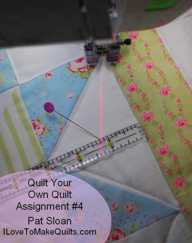 Pat Sloan S I Love To Make Quilts Grandma S Kitchen