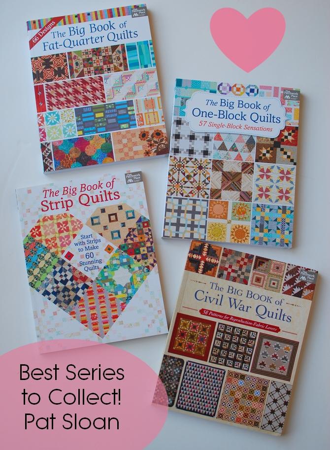 Pat Sloan Big Books