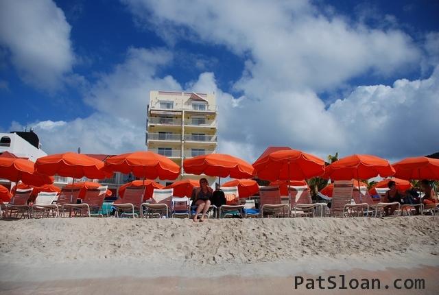 Pat sloan beach 1