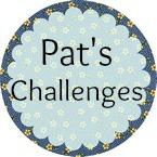 Pat sloan challenge button
