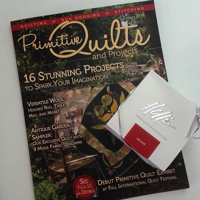 Primitive quilts and more