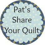 Pat sloan share your quilt button