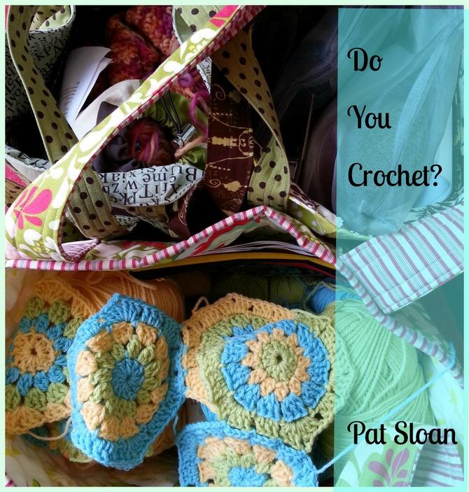 Pat sloan crochet 1