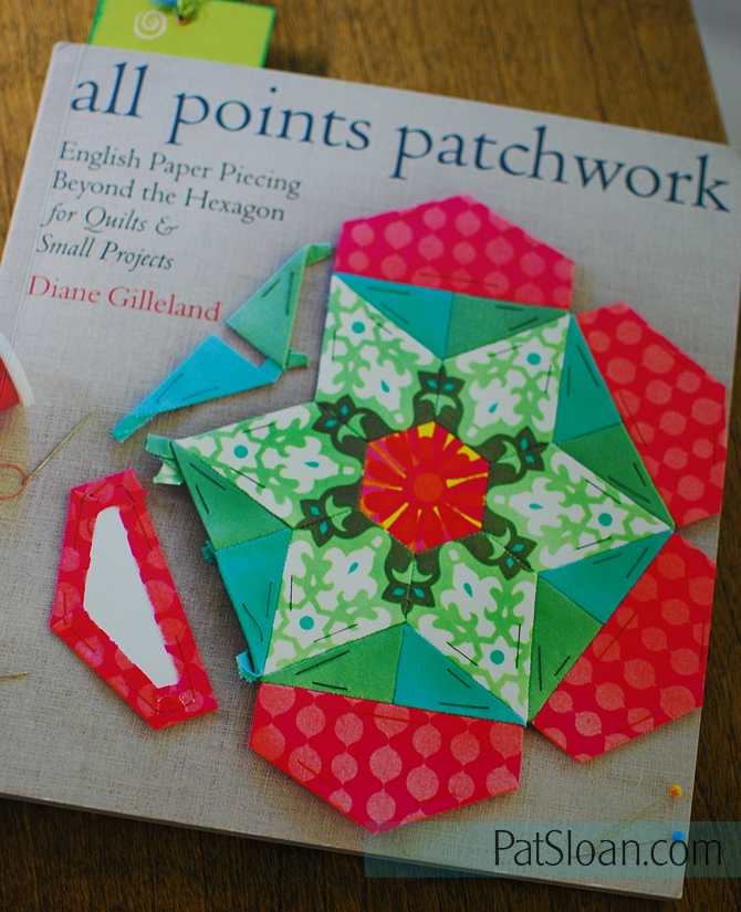 Pat sloan all points patchwork