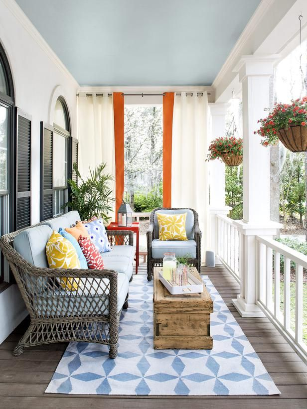 Hgtv front porch