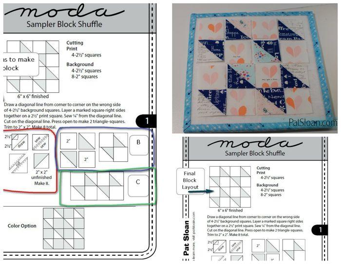 Pat sloan pattern reading tut3b