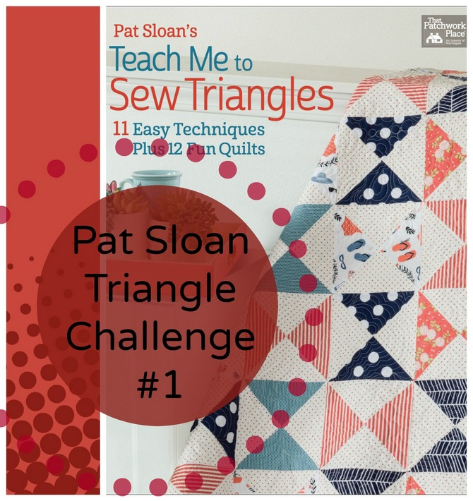 Pat sloan Triangle Challenge Num1