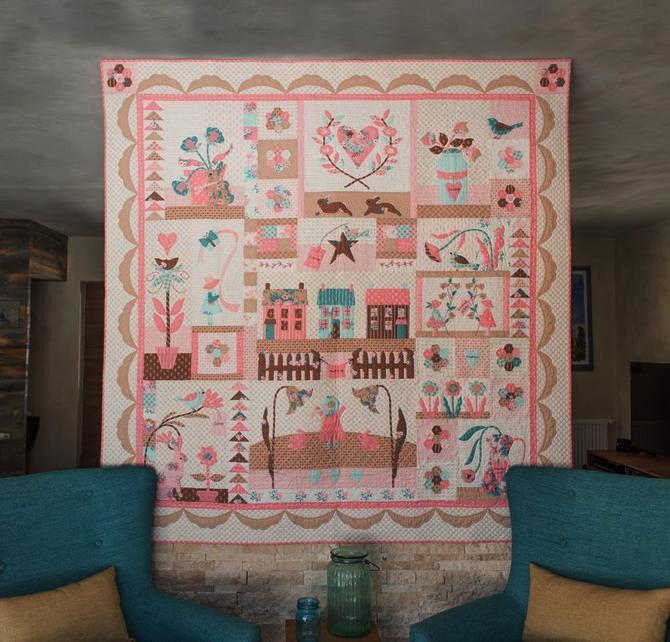 Anne sutton quilt