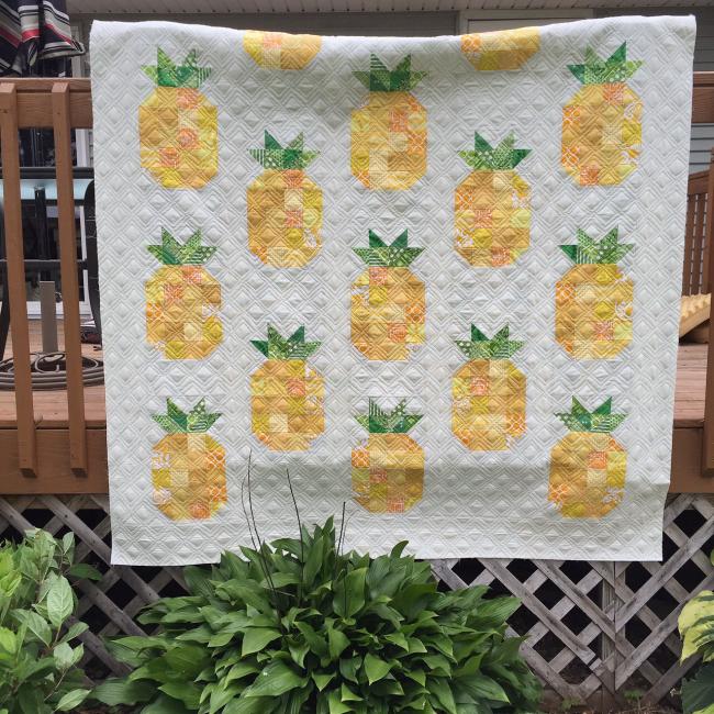 Jackie Padesky pineapple 2