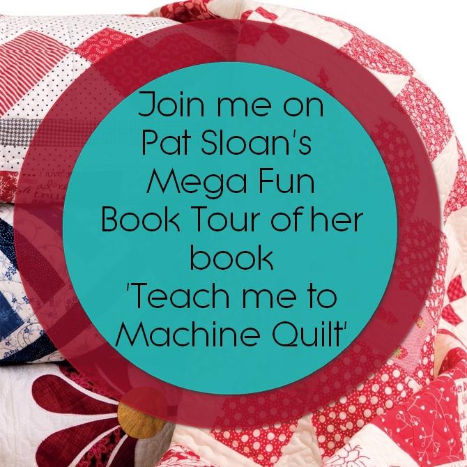 Pat Sloan Mega Fun Book Toursq