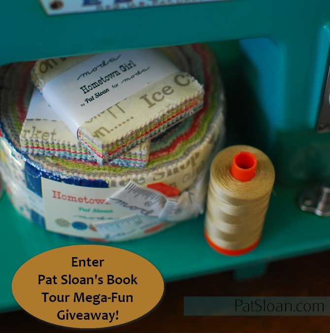 Pat Sloan Mega Fun Book Tour nov 22 giveaway