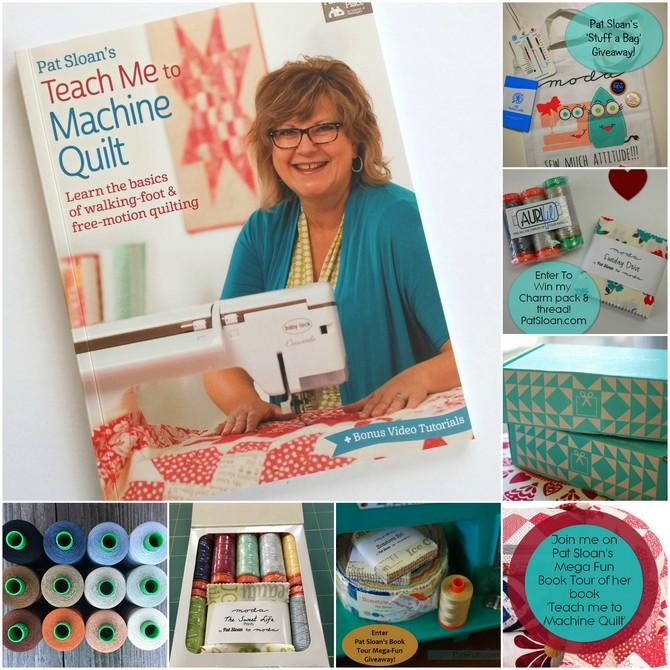Pat Sloan Mega Fun book tour giveaways