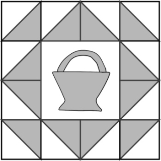 Pat Sloan Block 5  Solstice Challenge diagram
