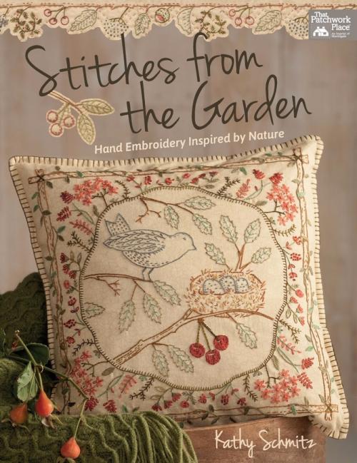 Kathy schmitz StitchesfromtheGarden