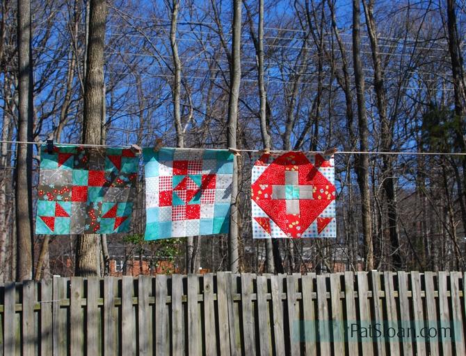 Pat sloan block 3 hanging blocks pic2
