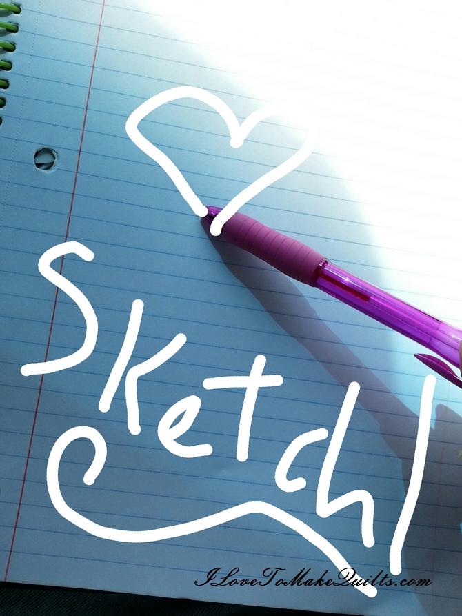 Pat sloan sketch