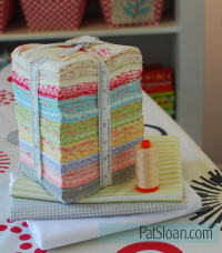 Pat Sloan Grandma Kitchen fabric