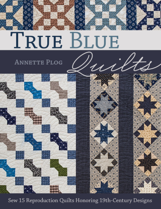 A plog True Blue Quilts