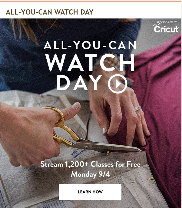 Free class day