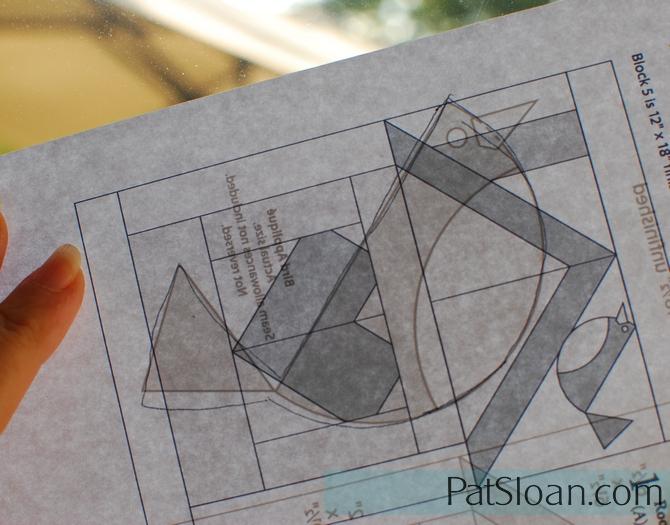 Pat Sloan tracing tip