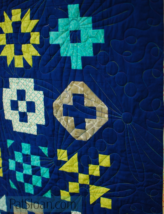 Pat Sloan charity quilt auction 4