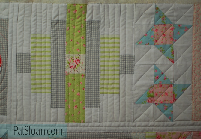 Pat Sloan Quilt Your Own Quilt assignment 3 pic 5