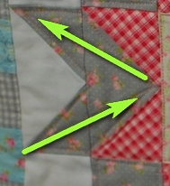Pat Sloan Quilt Your Own Quilt assignment 3 pic 3b