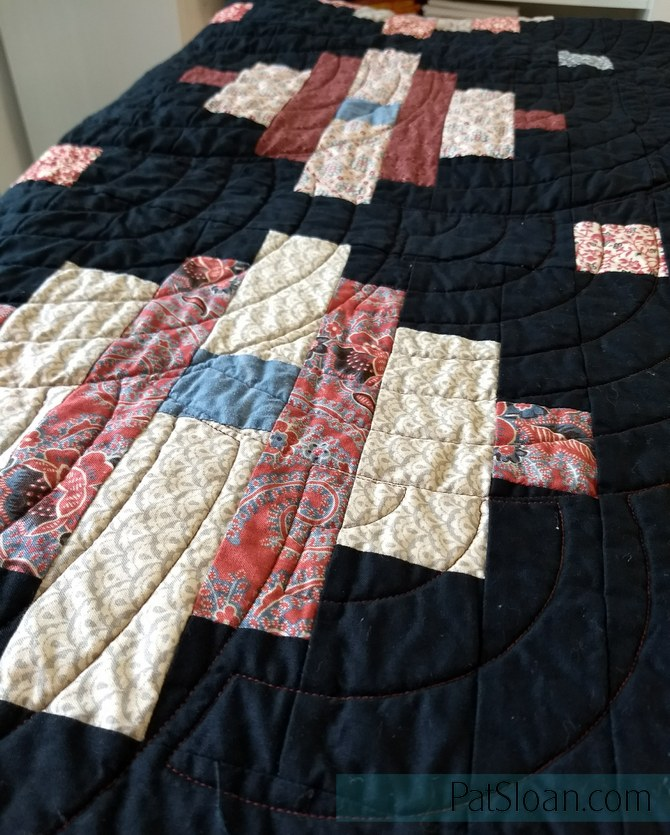 Pat Sloan Frank Quilt pic 5
