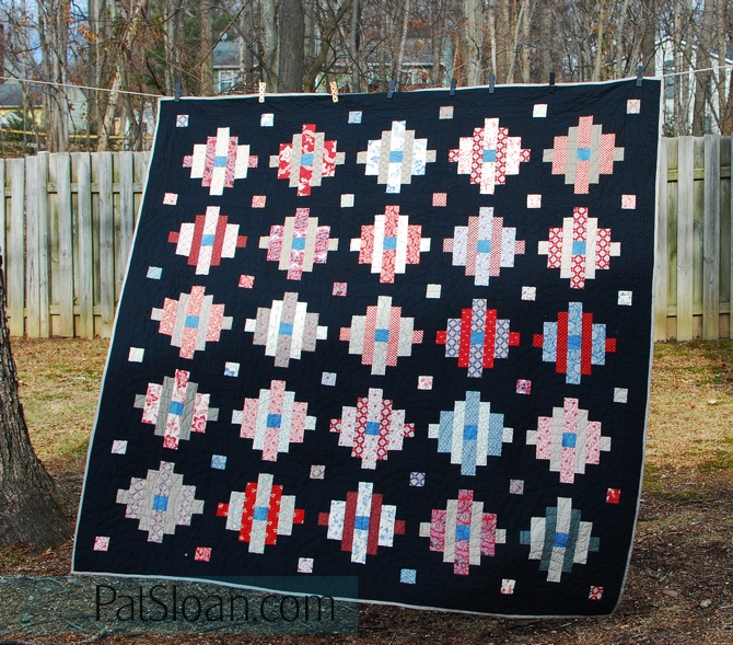 Pat Sloan Frank Quilt pic 3